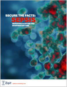 Zipit Sepsis Alerting Intervention white paper