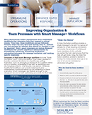 Improving Organization & Team Processes within Healthcare